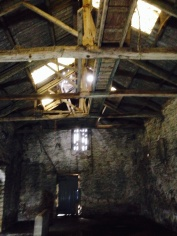 Restoration Girl * The Old Granary Roof