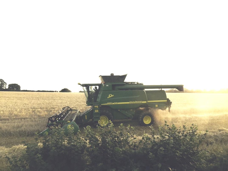 www.restorationgirl.org Combine Harvester